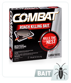 Combat® for Large Roaches