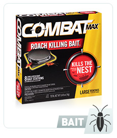 Combat® Max™ for Large Roaches