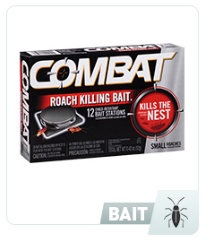 Combat® for Small Roaches