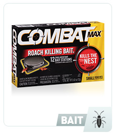 Combat® Max™ for Small Roaches
